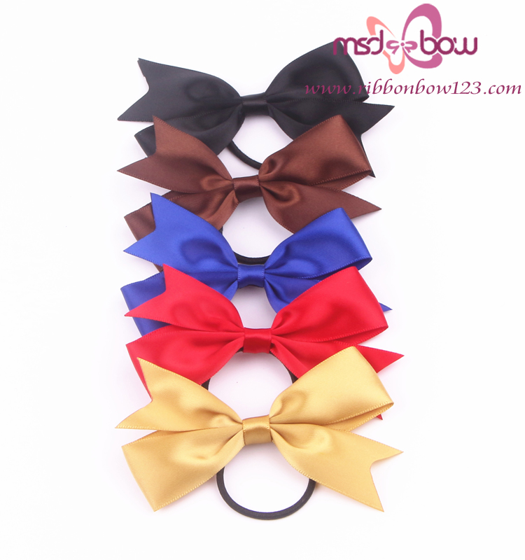 Ribbon Machine cutting bows satin ribbon elastic