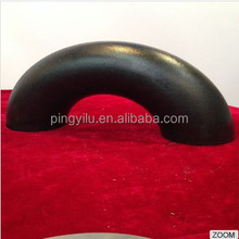 Carbon steel seamless ASTM A234 WPB Sch40 pipe elbow