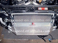 All aluminum radiator,high performance racing parts for engine