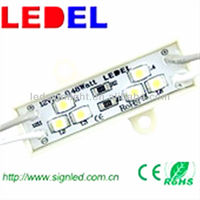 Channel letter led module,0.48W,solar powered sign illumination