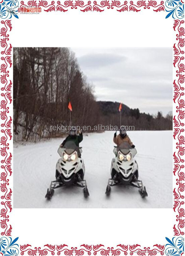 Automatic 600cc utility snowmobile for sale for sale with CE approved