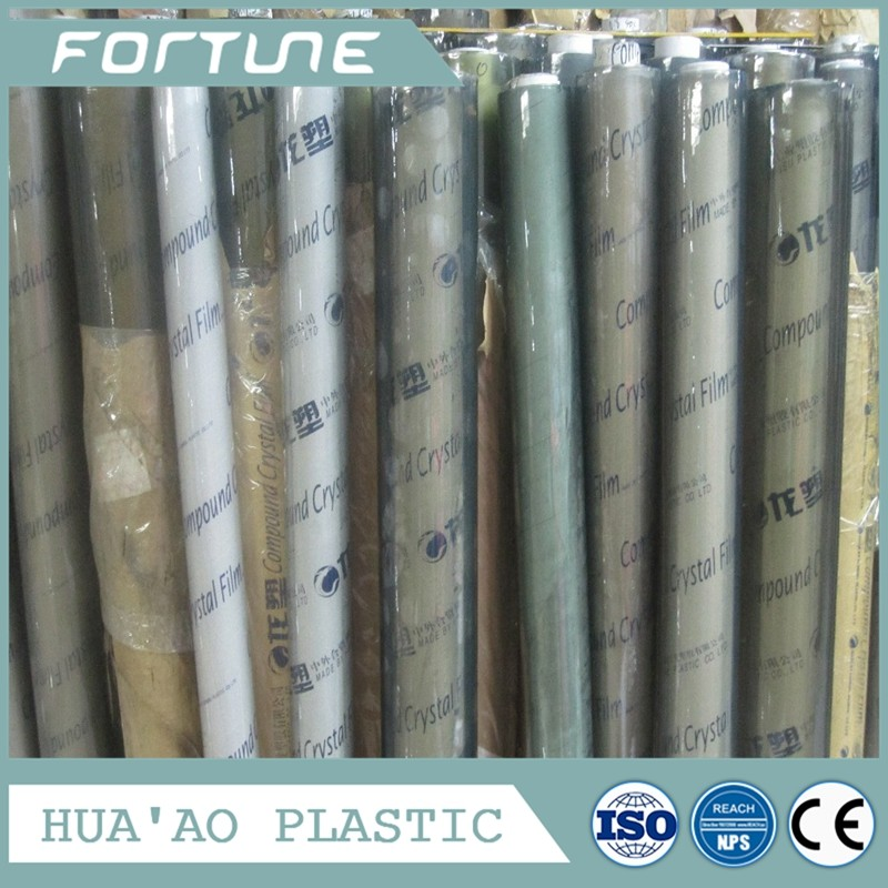PVC tent super clear soft making material