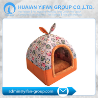 Latest Designs Comfortable Polyester Soft Fabric DogHouse