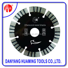 Wholesale Custom Granite Diamond General Purpose Blades For Asphalt Cutting
