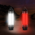 Red Flashing Type Waterproof LED Emergency Light With Battery Power