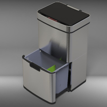 Waste Separation Recycling Sensor bin