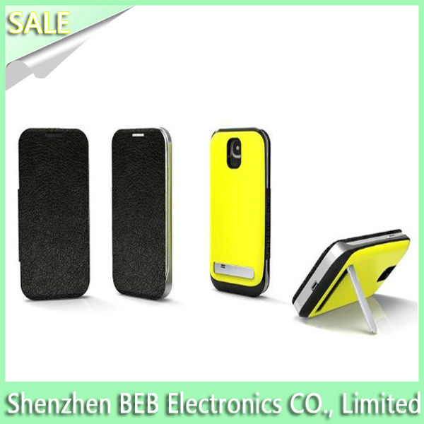 Perfect external backup battery charger case for samsung galaxy s4 on sale