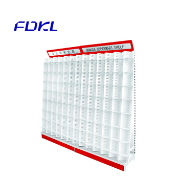 New design metal book shelf/ display shelf with low price