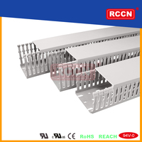 Wholesale Professional Manufacturer REACH Cable Ducts Close Slots