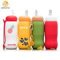 Silicon Oem 500Ml Bpa Free Sports Fitness Gym Drinking Bottle