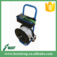 BST Portable 200mm PP/PET Strap Dispenser Trolley