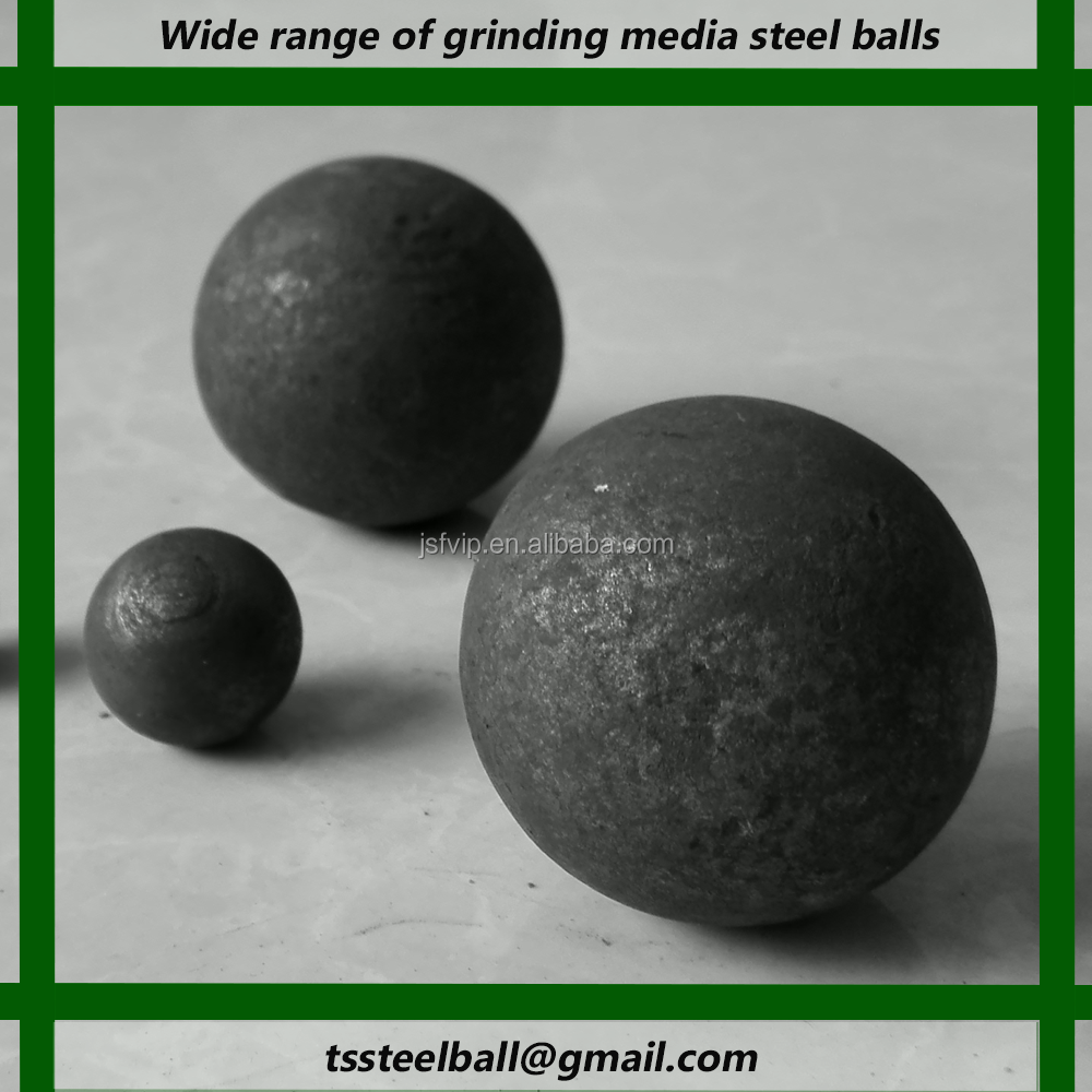 Grinding Media Ball Mill Forged Steel Grinding Balls For Grinding