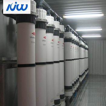 Ultrapure Mobile Water Edi System Treatment Plant Filtration Purifier Execution Of Works