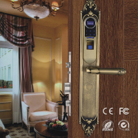 electric safe intelligent touch screen keypad lock