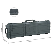 Time-limited Promotion 1346x406x155mm <strong>Plastic</strong> Protective Box For Gun/ Multi-Functional Foam Waterproof <strong>Case</strong>