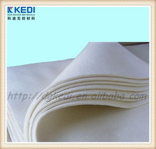 Biodegradable 100% polyester staple fiber needle punched nonwoven felt for handbag