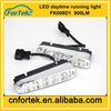 daytime running head lamp auto parts Car LED Front Lights