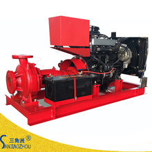 30 l/s Kobuta engine driven UL standard fire fighting equipments lift 32m