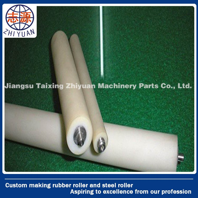 Wear-resistant industrial ink printing NBR rubber rollers