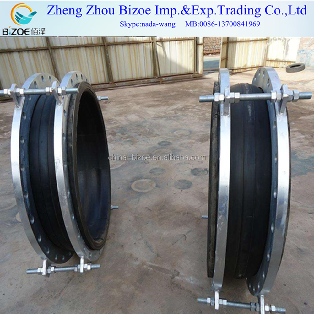 good appearance/iso certificate/factory supply/epdm/pn10 rubber flexible joint for concrete