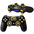 Controller Buttons Skin Sticker Covers for PS4 Controller Buttons Sticker