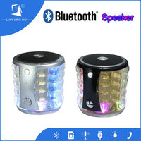 T-2096A wholesale portable mini bluetooth mp3 fm speaker