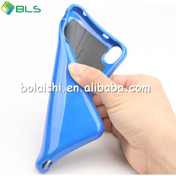 TPU back cover case for htc 816