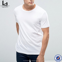 Readymade garments cool men clothing white muscle fit hot basic t-shirt