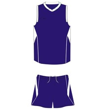 Promotion cheap but high quality cut&sew basketball jersey + logo