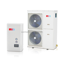 Evi technology compressor unit heat pump heating cooling