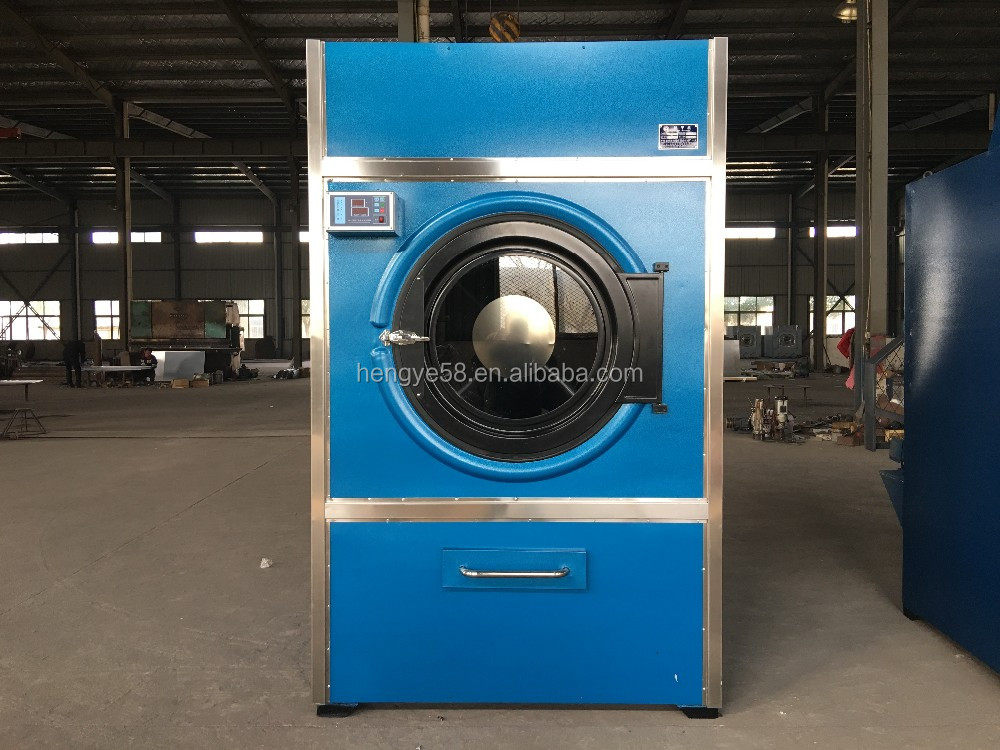 15kg-100kg Electric/gas/steam heating Laundry dryer&tumble dryer
