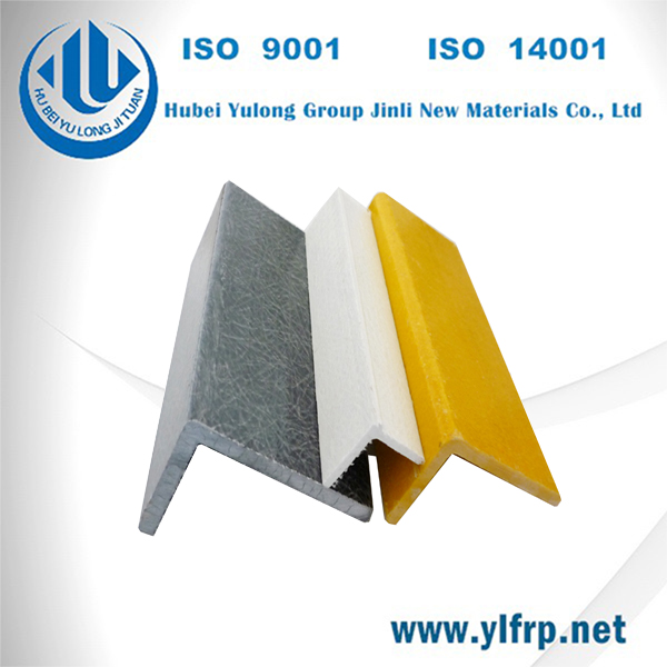 Pultruded Fiberglass Reinforced Equal Leg Angle