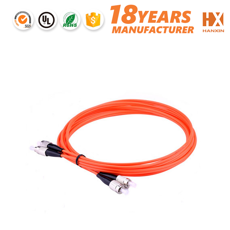 FTTH Solution fiber optic patch cable with SC Fast Connector