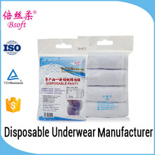 Sex Disposable Maternity Underwear Lady Panty Models