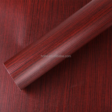 Wood grain lamination film, pvc wood veneer film, pvc lamination for furniture