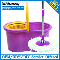 skyblue bucket accept OEM high quality cheap houseware magic swivel mop