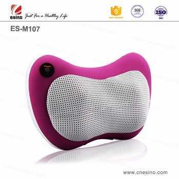 Electric Neck Massager Body Massager Kneading Neck Massage Pillow