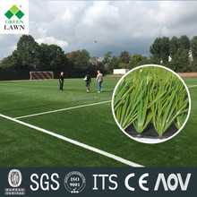 Synthetic running track model G005, bi colors with CE certification, monofilament grass yarn type