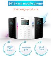 Newest arrival super cheap IFCANE E3 bank card mobile phone