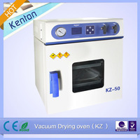 electric conventional oven full vacuum chamber dryer