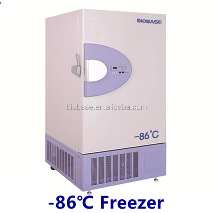 High Precision Biobase BDF-86V390 Medical -86C Ultra-low Temperature Freezer