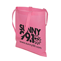 Hot sale two side printing econo non woven bag