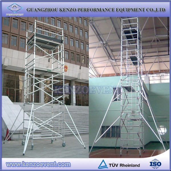 Used Aluminum Scaffolding : List manufacturers of used aluminum scaffold buy