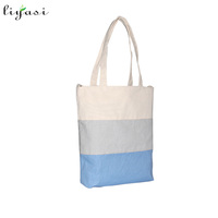 Wholesale OEM Custom Printed Natural Cotton Canvas Cloth Carry Tote Shopping Bag Manufacturer.