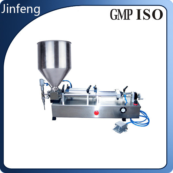 Single Head Paste Filling Machine for Shapoo,lotion,nail Gel,Detergent,cosmetic