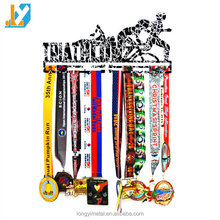 Competitive price Colorful iron medal display hanger with painted