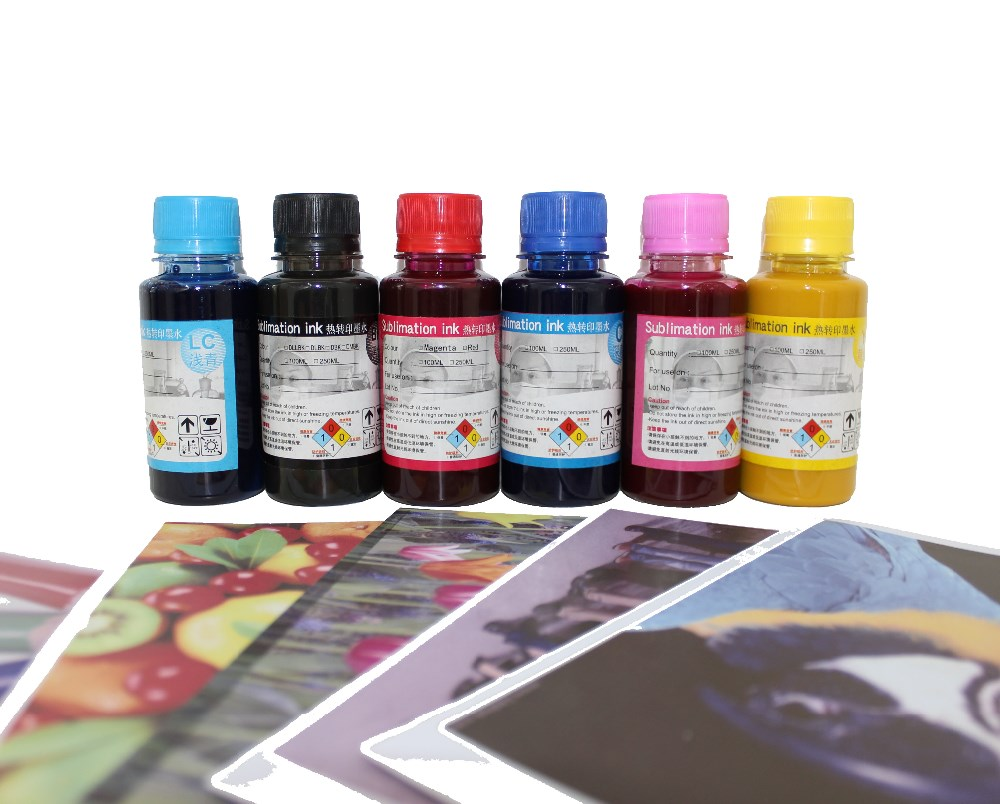 Korea Quality Competitive Price Wholesale Smart Solvent based Sublimation Dye Sublimation Ink