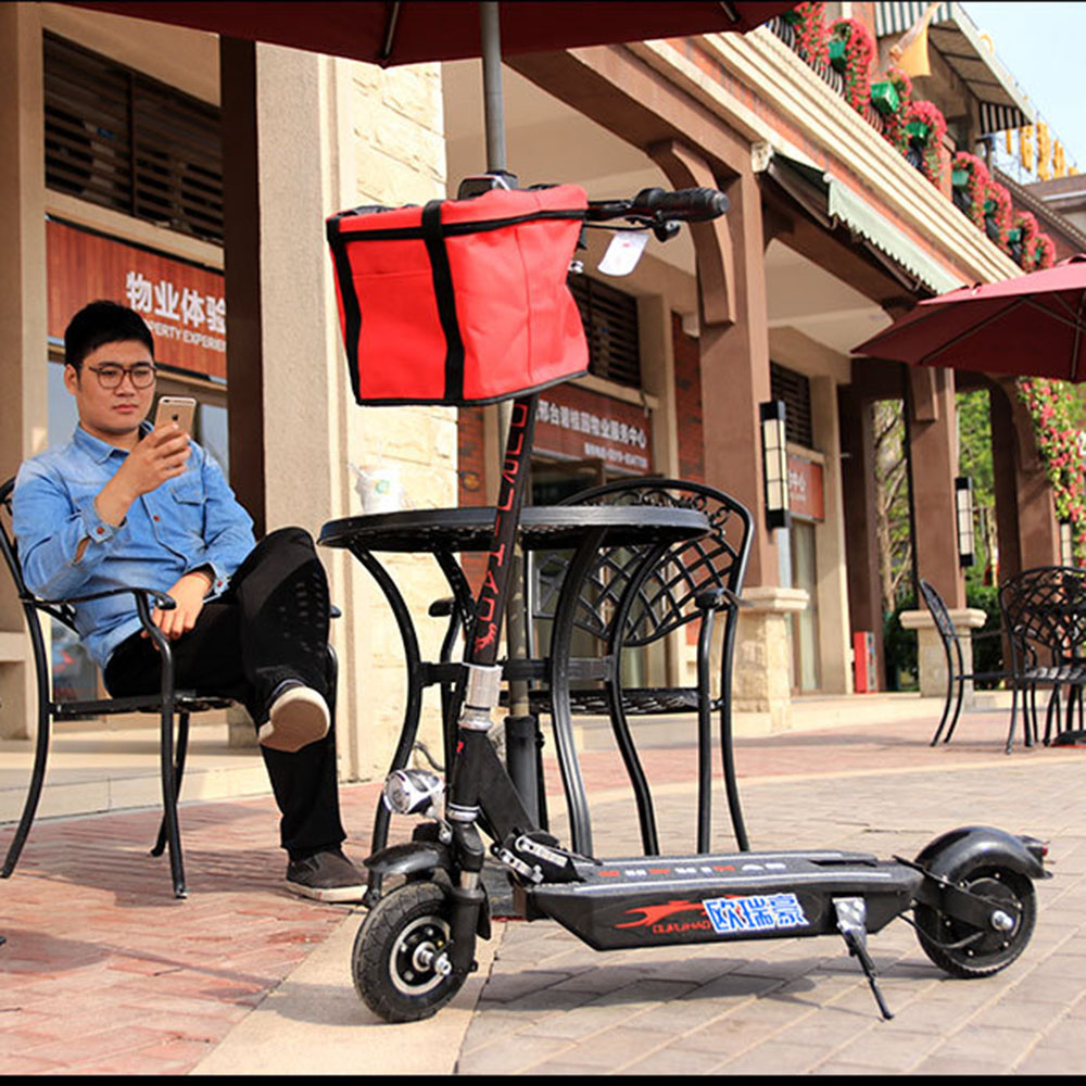 30km/h Two Wheel Office Worker Stand up Mobility Electric Scooter with Self Balancing
