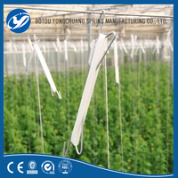 Professional Agriculture Greenhouse Tomato Hook With