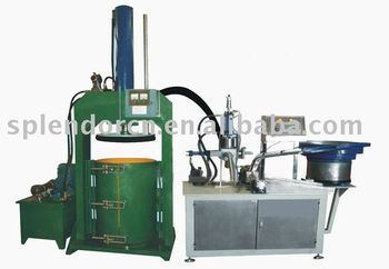 BS-1005 Semi-automatic silicone filling machine